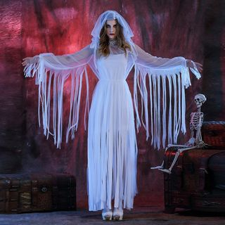 Corpse Bride Party Costume 1054000406