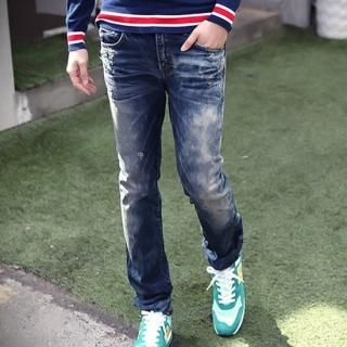 Buy ITSBOY Washed Jeans 1022520292