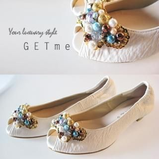 Picture of Getme Beaded Pumps 1022738959 (Pump Shoes, Getme Shoes, Korea Shoes, Womens Shoes, Womens Pump Shoes)