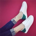 Faux-Leather Sneakers от YesStyle.com INT