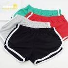 Striped Cotton Sweat Pants 1596