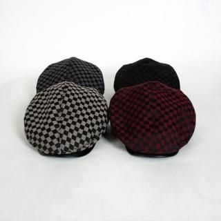 Buy ISNOM Check Hunting Cap 1022170792