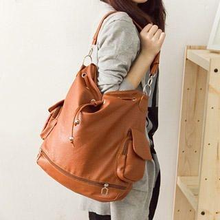 Buy Fashion Lady Drawstring Shoulder Bag 1022526048