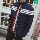 Striped Down Jacket от YesStyle.com INT