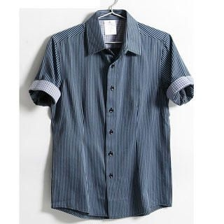 Picture of SERUSH Striped Shirt 1022953143 (SERUSH, Mens Shirts, Taiwan)