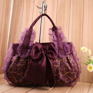 Buy SHY SHY Bow-Accent Shoulder Bag 1022876408