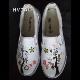 Buy HVBAO Tree of Love Slip-Ons 1020381830
