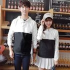 Couple Matching Two-Tone Hoodie 1596