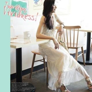 Buy VIVIDRESS Tiered Tube Dress 1022754011