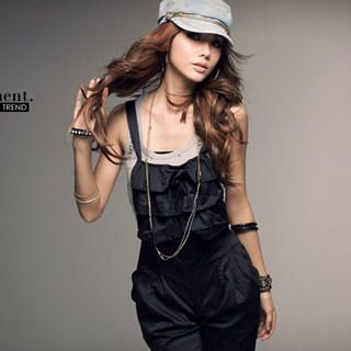 Buy PUFFY Ruffle Jumpsuit 1023030370