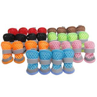Image of Perforated Pet Shoes