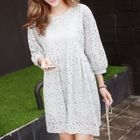 Maternity Lace Dress 1596