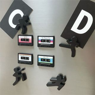 Cassette / Cartoon Fridge Magnet