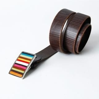 Picture of BoynMen Multicolor Buckle Belt 1022730495 (BoynMen, Mens Belts, Korea)