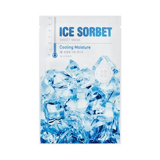 Ice Sorbet Sheet Mask (Cooling Moisture) 1pc