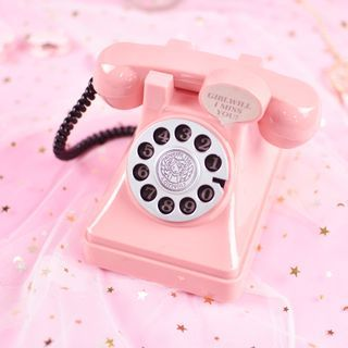 Image of Retro Telephone Coin Bank