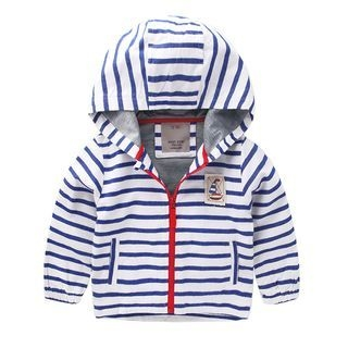 Kids Striped Zip Hoodie 1053058500