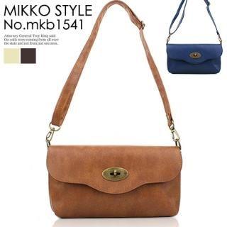 Buy Mikko Twist-Lock Shoulder Bag 1022493782