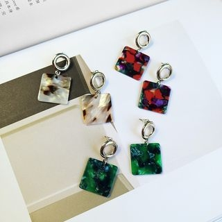 Marble Drop Earring 1062563221