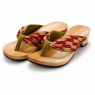 Buy Mizutori Wood Sandals 1019588163