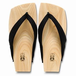 Buy Mizutori Wood Sandals (Men) 1019588217
