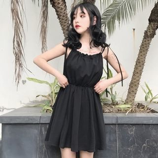 Spaghetti Strap Dress 1060323502