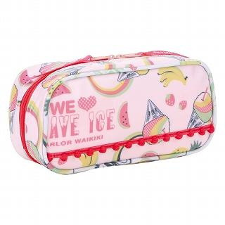 Buy ROOTOTE Shave Ice Cosmetic Case [AVION DE PAPIER - Pretty-A] Light Pink – One Size 1022777274