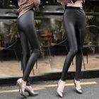 Fleece-Lined Skinny Pants 1596