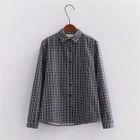 Fleece-Lined Check Shirt 1596