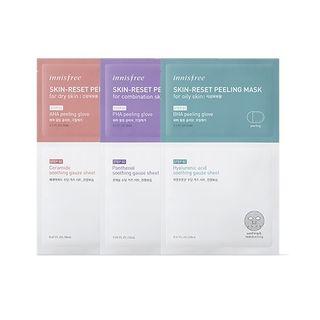 Skin-Reset Peeling Mask (3 Types)