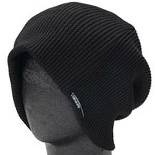Buy GRACE Waffle-Knit Watch Cap Black – One Size 1014544841