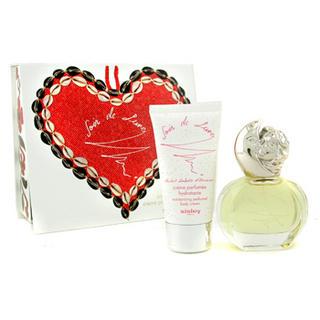 Buy Sisley – Soir De Lune Coffret: Eau De Parfum Spray 30ml + Body Cream 50ml 2pcs