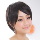 Short Full Wig - Straight  Natural Black - One Size от YesStyle.com INT