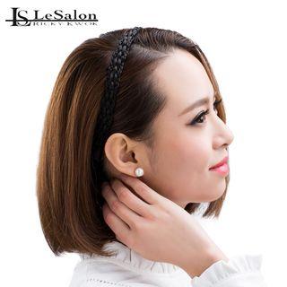 Hair Extension - Braid Hair Band (Cute) Natural Blonde 1049586742