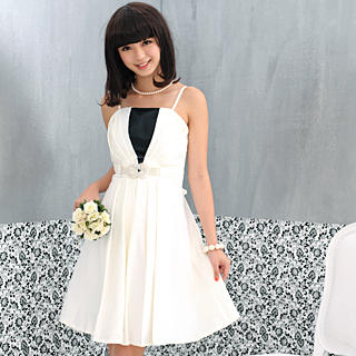 Picture of 59 Seconds Sleeveless Diamante Belt Satin Party Dress 1022969069 (59 Seconds Dresses, Womens Dresses, Hong Kong Dresses, Cocktail & Party Dresses, Sleeveless Dresses, Satin Dresses)