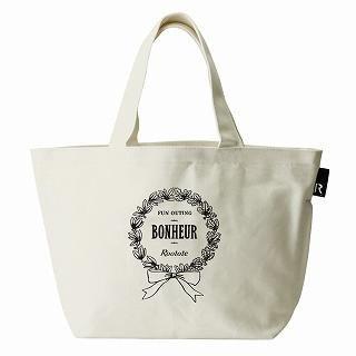Buy ROOTOTE BONHEUR Printed Tote Bag [ROOTOTE DELI - Toile-B] Ivory – One Size 1022191897
