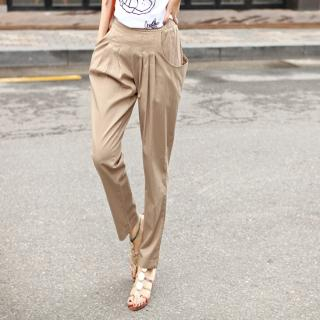 STYLEKELLY Pleated Front Pants 1022765205 | Womens Asian Pants