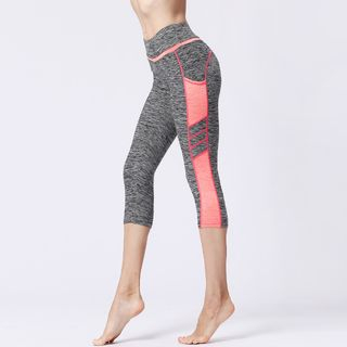 Block | Color | Yoga | Pant
