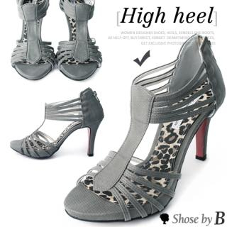 Buy Shoes by B Strappy Platform Sandals 1023048361