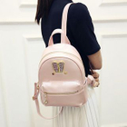 Glittered Rabbit Ear Faux Leather Backpack от YesStyle.com INT