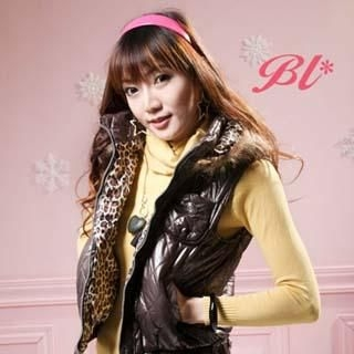 Buy Barbie Baigel Detachable Hood Quilted Vest 1021196060