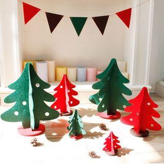 Christmas | Fabric | Tree