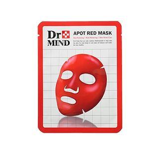 Dr.MIND - APOT Red Mask 5pcs 25g x 5pcs 1061790910
