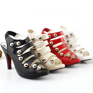 Buy KAWO Studded-Strap Sandals 1022902785