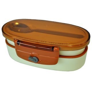 Curry Lunch Box (Brown) 1053848460