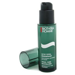 Picture of Biotherm - Homme Total Care Revitalizer 50ml/1.7oz (Biotherm, Skincare, Face Care for Men, Mens Night Treatment)