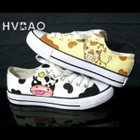 Giraffe  Cow Canvas Sneakers от YesStyle.com INT