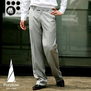 Buy Purplow Flat-Front Dress Slacks 1004889651