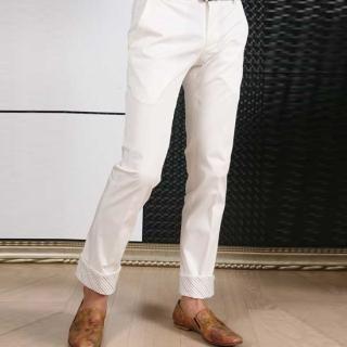 Buy ROSEMAN Straight-Cut Pants 1022848119