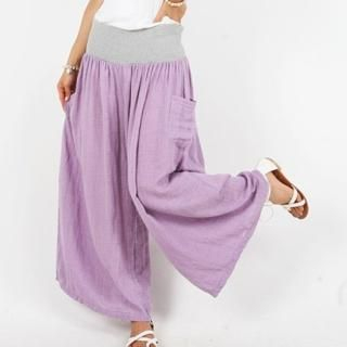 Buy BBon-J Wide Leg Pants 1023032036